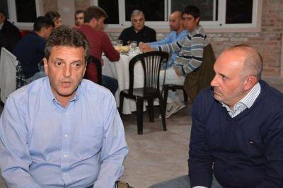 En las intendencias del Frente Renovador bancan la decisión de Massa de acercarse a UC
