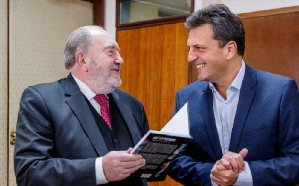 """Para el gobernador de La Pampa, """"Massa va a jugar dentro del peronismo"""""""