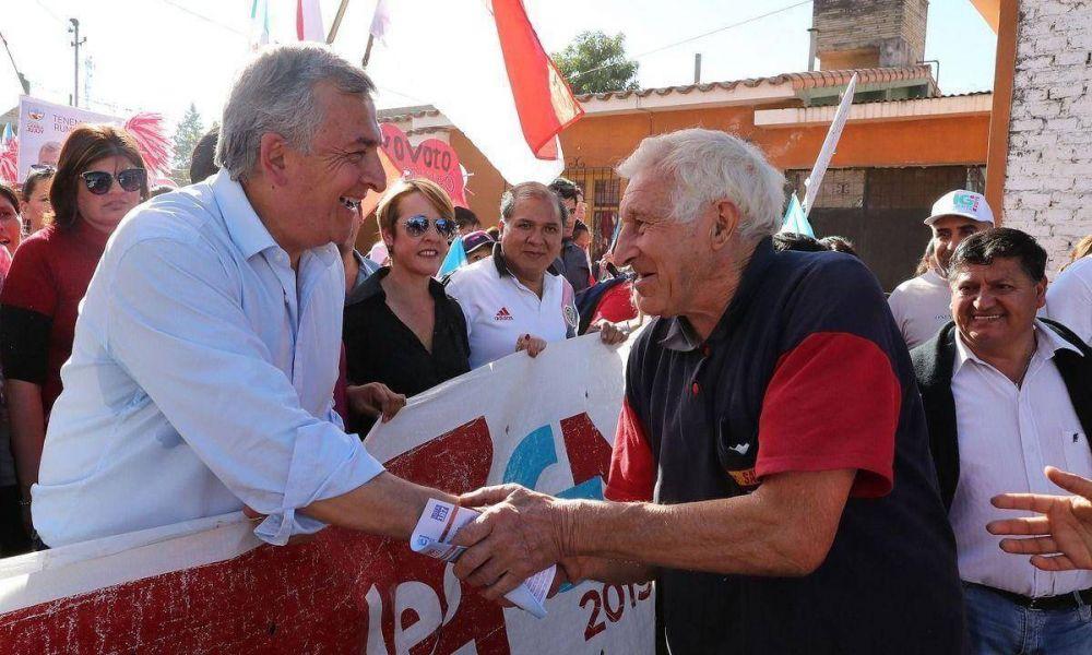 Con el PJ dividido, Morales va por la reelección y le da respiro a Macri