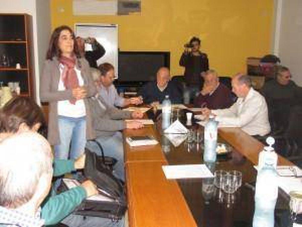 Cooperativas Eléctricas se reunieron en 9 de Julio