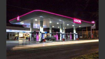 Axion sumará sus estaciones de servicio al nuevo sistema de carsharing