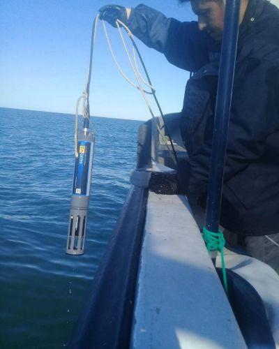 Calidad ambiental: OSSE desarrolló nuevo monitoreo marino