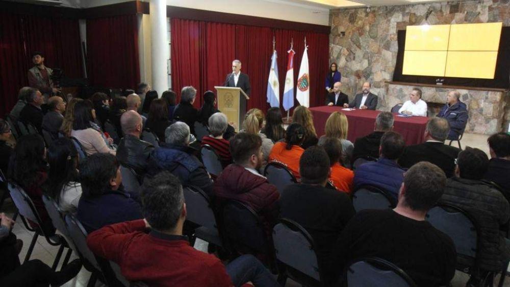 Carlos Paz pone el acento en la valorización de los residuos urbanos