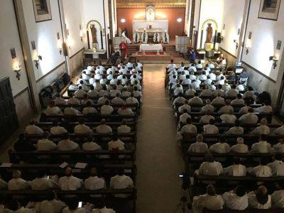 Abusos en la Iglesia: Sacerdotes de todo el país reflexionaron en Mar del Plata