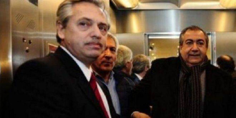 La CGT se reunirá con Alberto Fernández