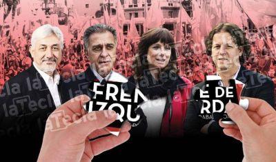 La izquierda de cara a las PASO: unidos o atomizados, esa es la cuestión