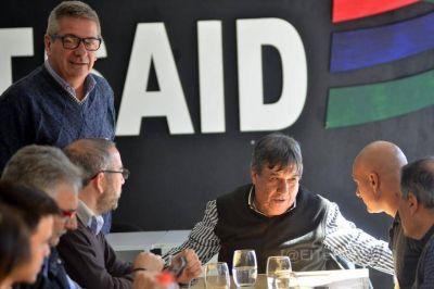 Rubén García llama a conquistar a los dirigentes territoriales para recuperar la provincia