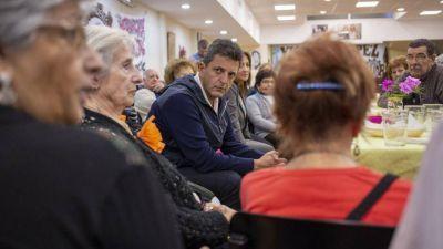La decisión de las listas y la primaria con Alberto demora el acuerdo de Massa con Cristina