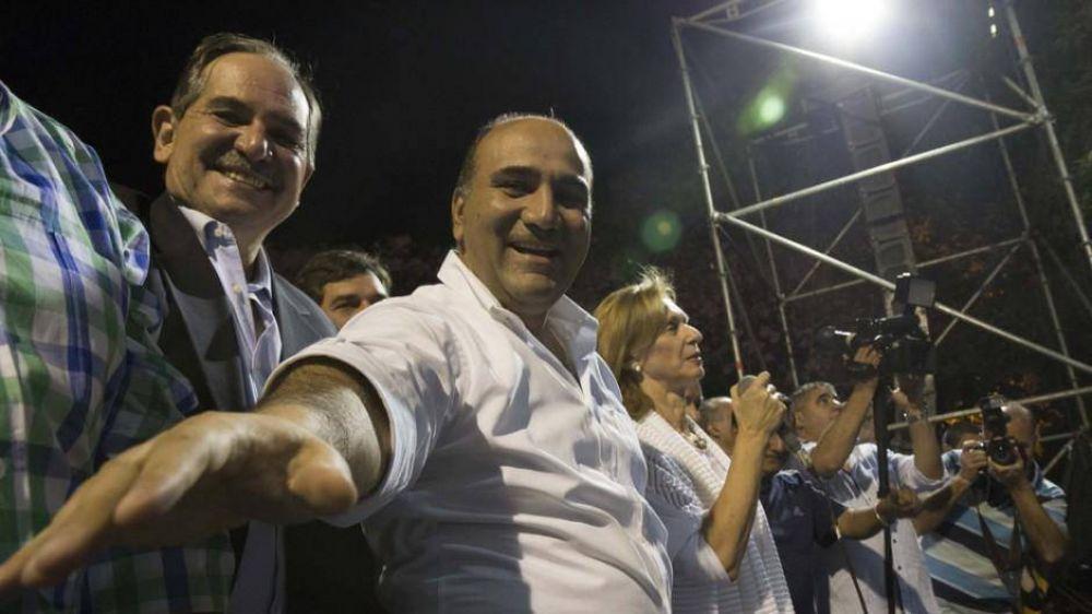 El duelo de Manzur y Alperovich tiñe la elección en Tucumán