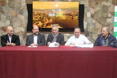 Carlos Paz reducirá el impacto de los residuos en la nueva planta