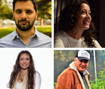 Aquí están, estas son las candidaturas de los movimientos sociales en Mar del Plata