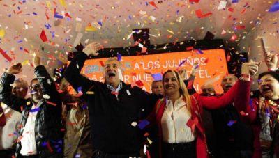 Triunfal, Gerardo Morales le hizo un guiño a Macri: