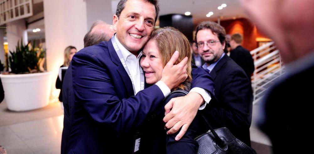 Barrionuevo le mete presión a Massa y Camaño amaga con romper si acuerda con Fernández