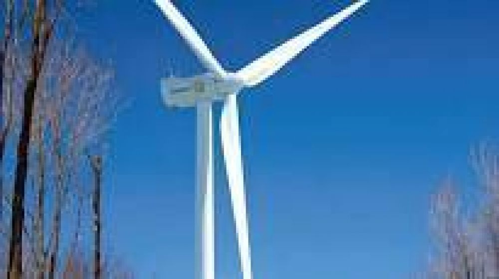 Instalan primera turbina eólica en Tierra del Fuego