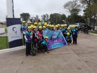 El Centro Mujer Bettina Vásquez coordinó charlas en la planta potabilizadora de Sameep