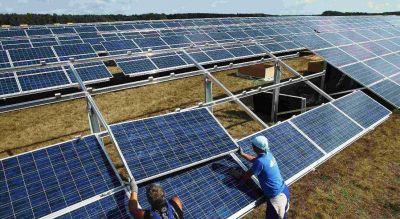 El Parque Fotovoltaico para San Rafael está incluido en la tercera rueda del plan RenovAR