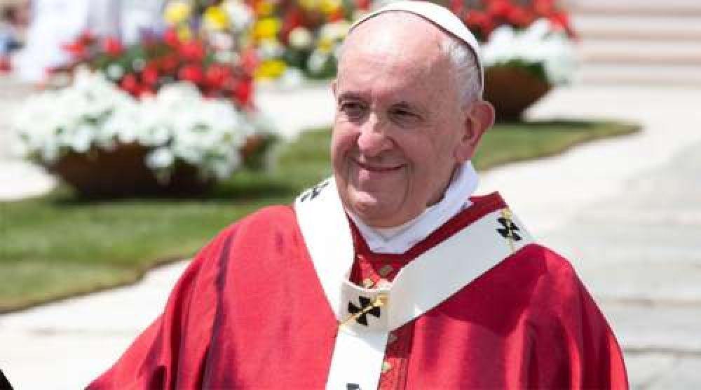 No hay que perder nunca la memoria del pasado ni la esperanza en el futuro, dice el Papa