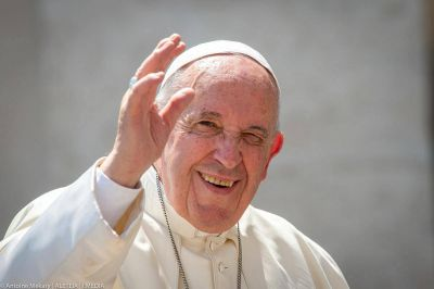 Papa Francisco: Quiero ir a Irak el año que viene