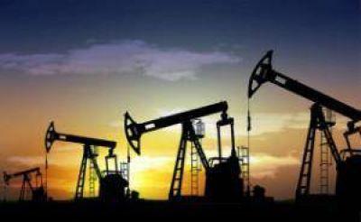Aumentó 4,3% la producción de petróleo