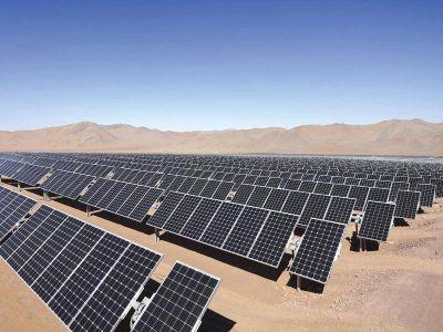 Ya hay más de 100 plantas de energía renovable en el país