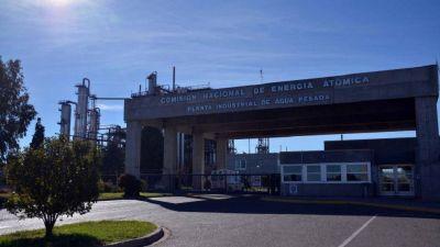 Ante la incertidumbre sobre su futuro, los 400 trabajadores tomaron la planta de Agua Pesada