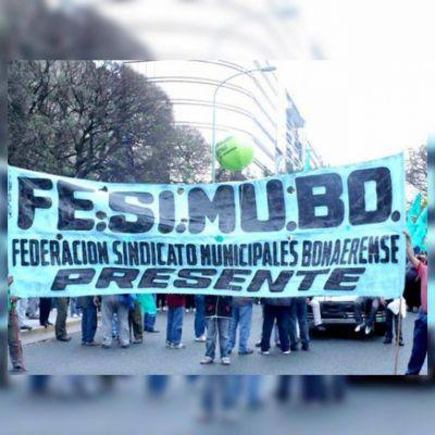 Municipales bonaerenses repudian el proyecto que modifica la Ley de Paritarias