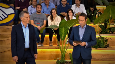 Con un triunfo y tres derrotas, esquiva Macri los números y se refugia en la gestión junto a Galperín