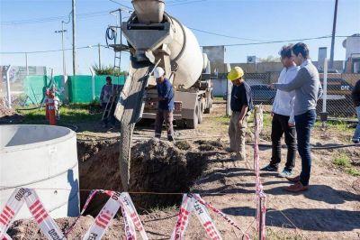 La obra de cloacas en los barrios Bicentenario y Petit France tendrá un costo de $15.000.000