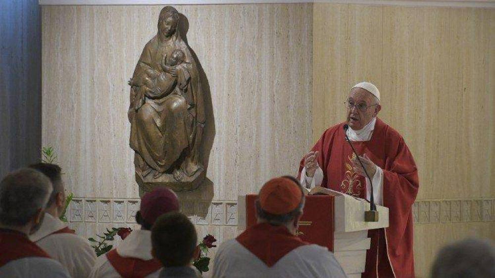 Papa: la relación de gratuidad con Dios nos ayuda a dar gratuitamente