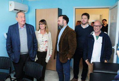 Se inauguró el primer consultorio de la Provincia para atender enfermedades crónicas no transmisibles