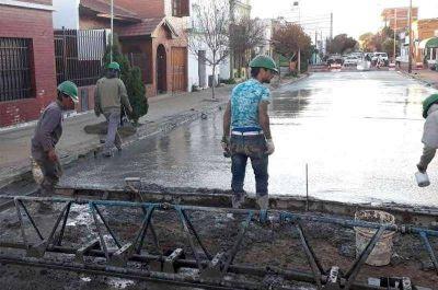 Comenzarán los trabajos de repavimentación de Yrigoyen entre Pellegrini y Montevideo