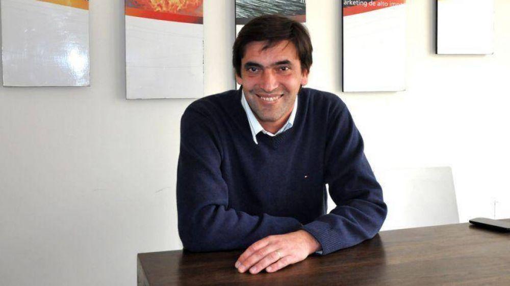 Iparraguirre anunció que será candidato a intendente