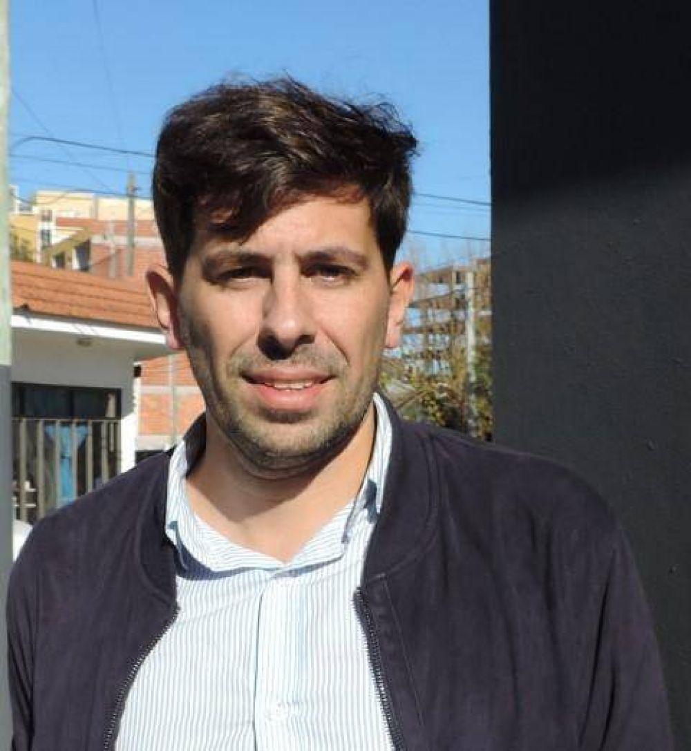 Daniel López: A la UCR costera le nos toca competir en este frente electoral que es Cambiemos