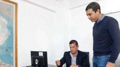 El intendente Pacheco anunció que avanzará con obras en barrios Las Ranas