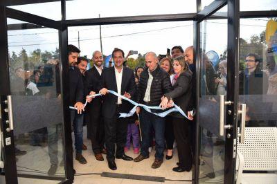 Ariel Sujarchuk inauguró el Centro de Atención Primaria Dr Raúl Francisco Prota en el barrio La Victoria