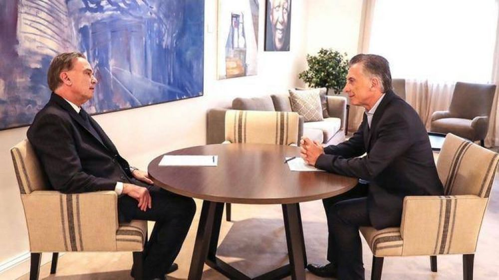 La flamante fórmula Macri-Pichetto hará su estreno en la campaña electoral en el Pre Coloquio de IDEA-Vaca Muerta