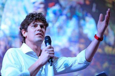 Lousteau será candidato a senador de Cambiemos en la ciudad
