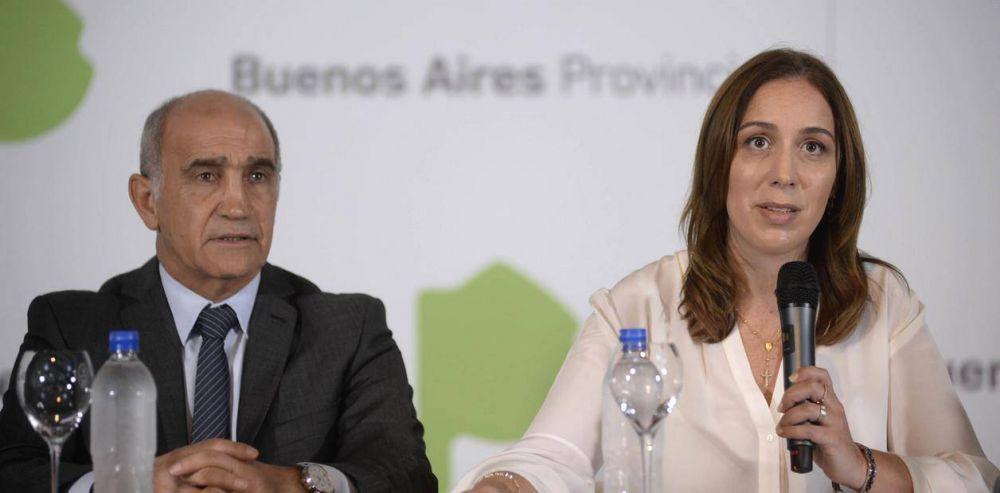 María Eugenia Vidal también confirma su fórmula: la volverá a acompañar el radical Daniel Salvador