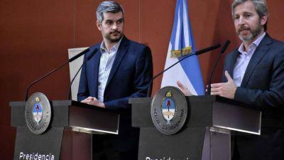 La elección de Pichetto desplazó a Marcos del centro de decisión