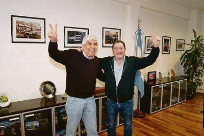 Moyano y Viviani: reconciliación clave