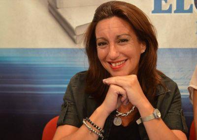 Carolina Robert junto a socialistas,GEN y justicialistas se alinean con Lavagna