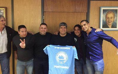A 15 días de los comicios, Pablo Moyano bancó a la oposición de los apuntadores marítimos