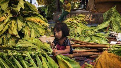 Argentina aplazada en luchar contra el trabajo infantil