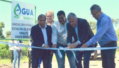 Agua Potable solucionó el servicio en Vinalito