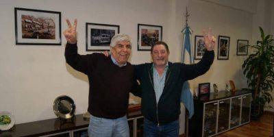 Moyano y Viviani: una reconciliación clave en torno a la conducción de la CGT en 2020