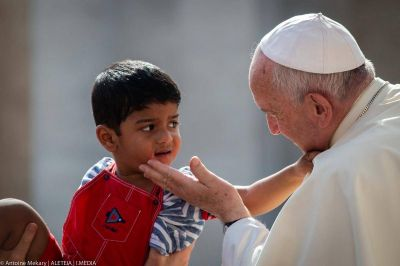 ¿Qué se perdió Judas con la traición a Jesús?, responde el papa Francisco