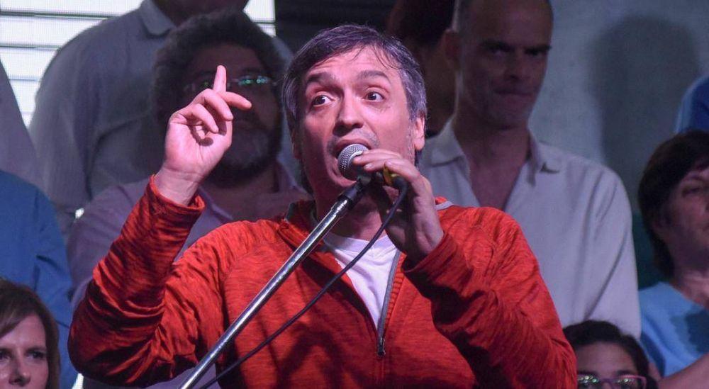 El escenario que De la Sota le planteó a Máximo Kirchner