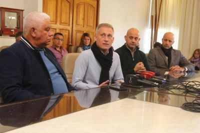 Avilés denunció que la Coopi y la oposición «fabricaron» la crisis en Carlos Paz Gas