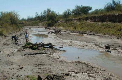 """Taller: """"La problemática hídrica en el oeste de La Pampa: una visión de largo plazo"""""""