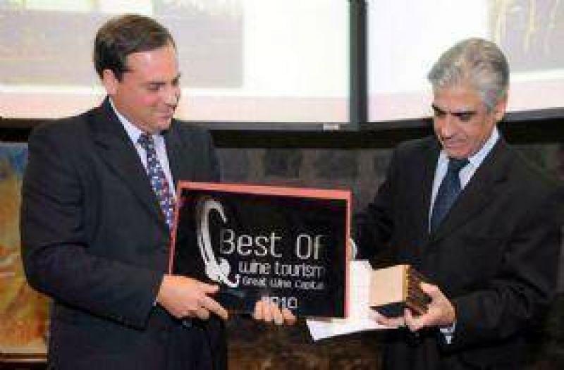 Premiaron a las bodegas con mejores proyectos tur�sticos